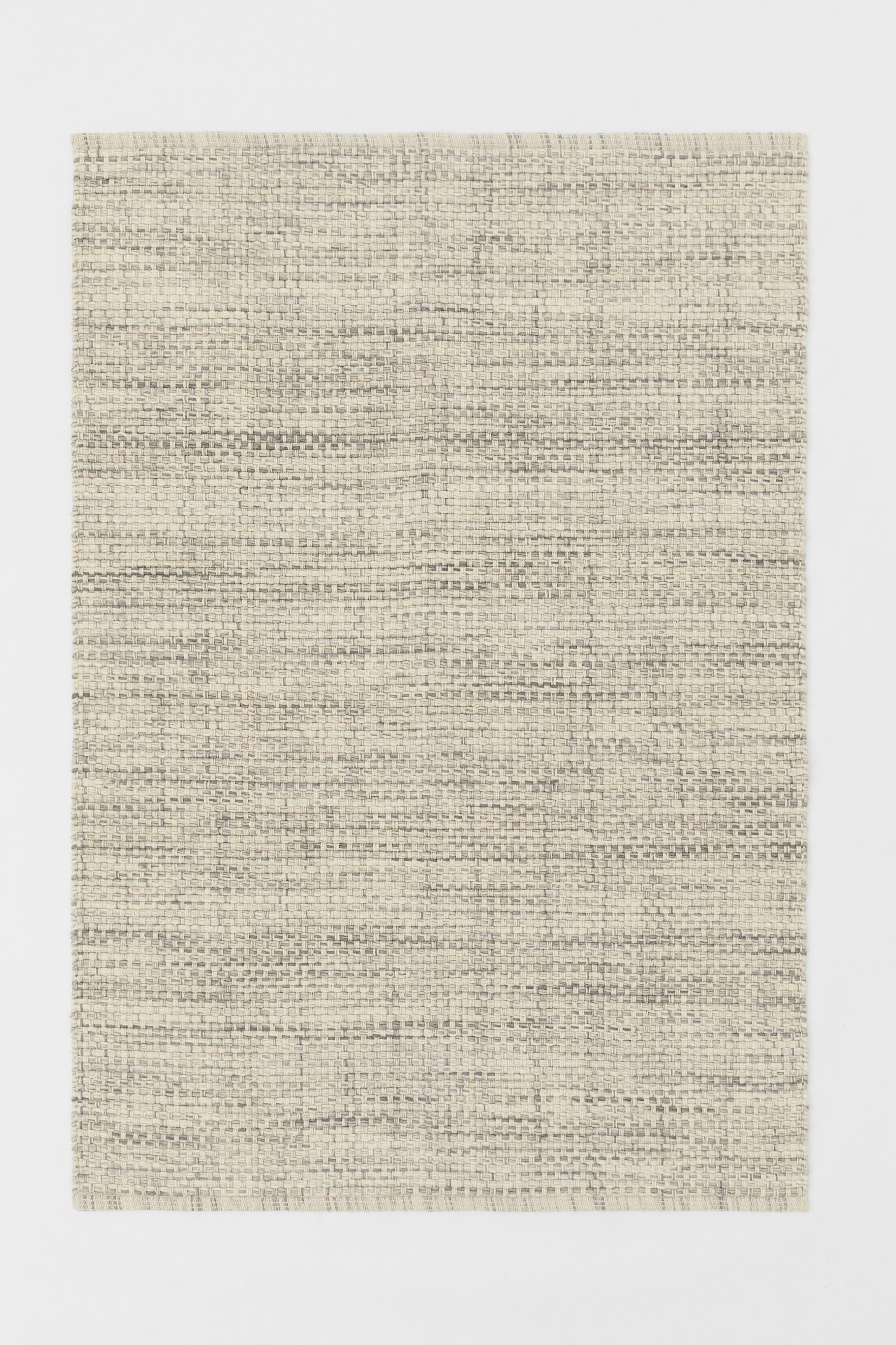 Wool-blend Rug