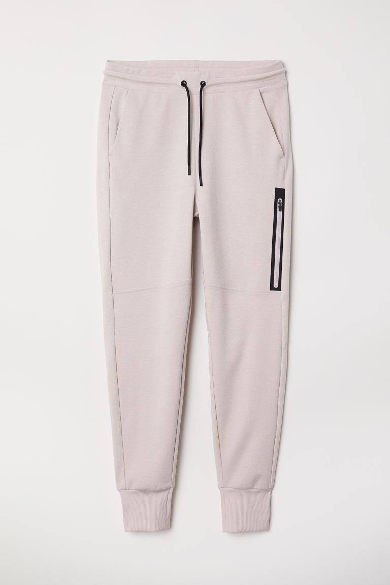 Sports trousers - Light pink - Ladies | H&M GB