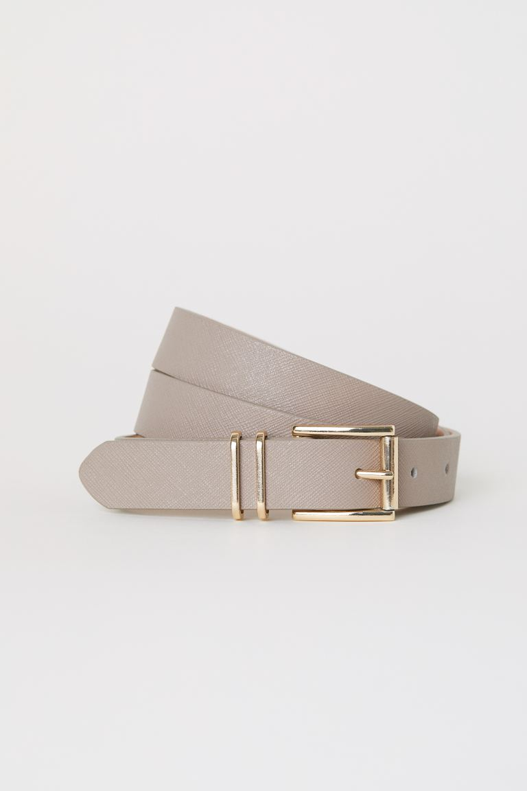 Belt - Taupe - Ladies | H&M US