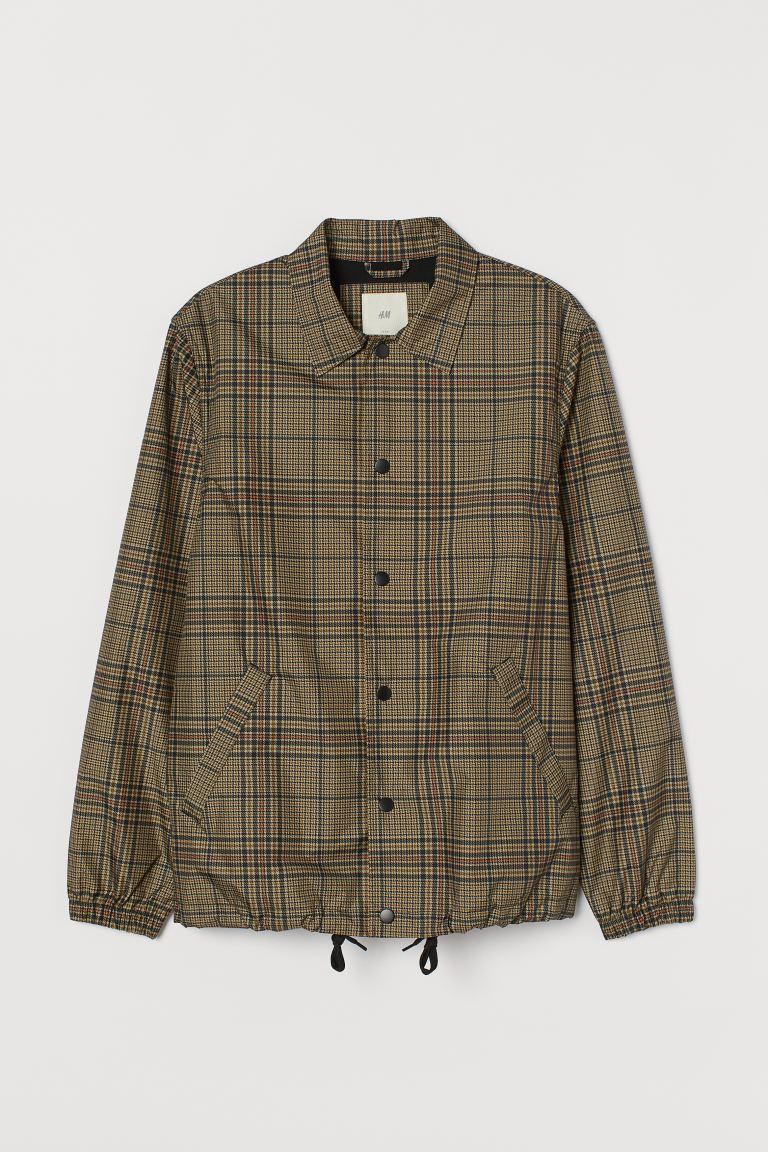 Водоотблъскващо яке