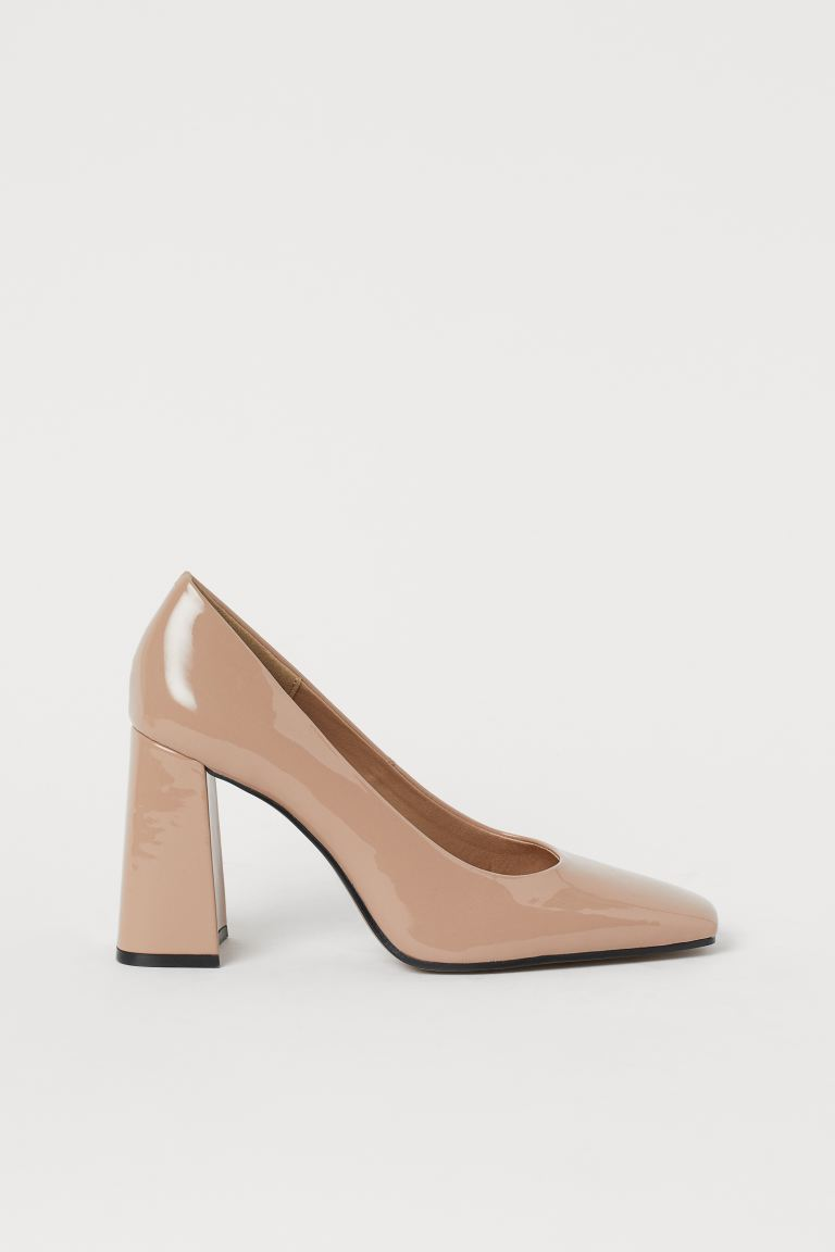 Lackpumps - Beige - Ladies | H&M AT