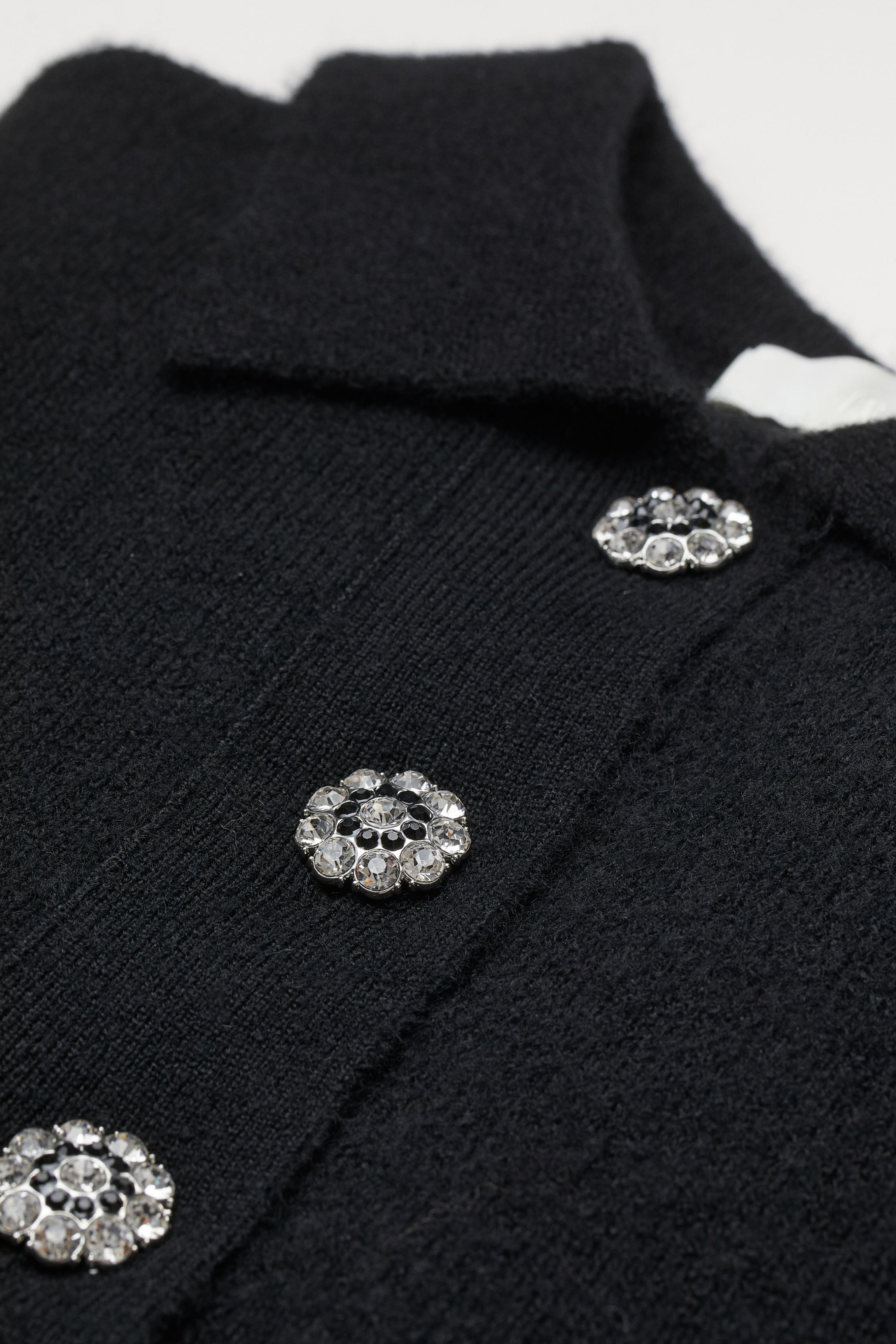 Fine-knit Top