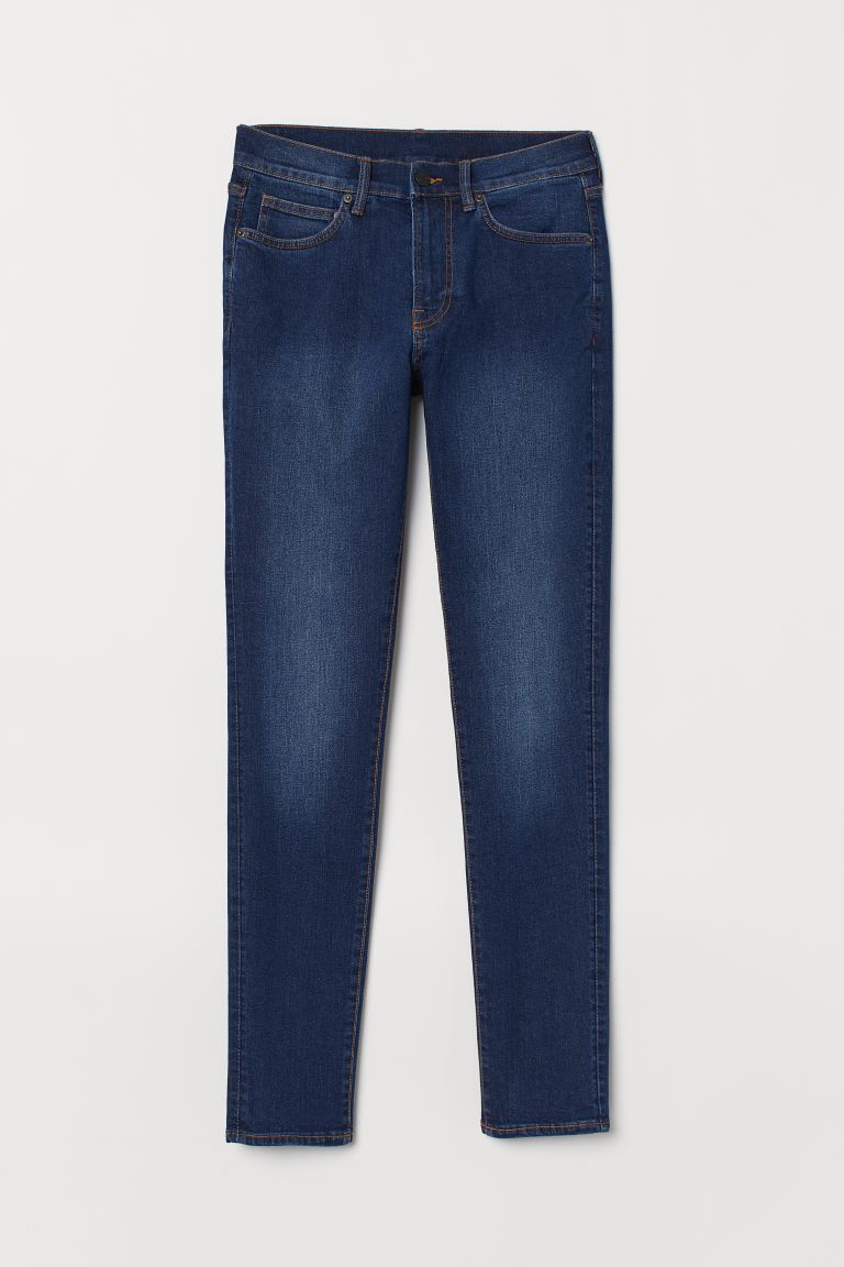 Skinny Jeans - Midnight blue - Men | H&M IN