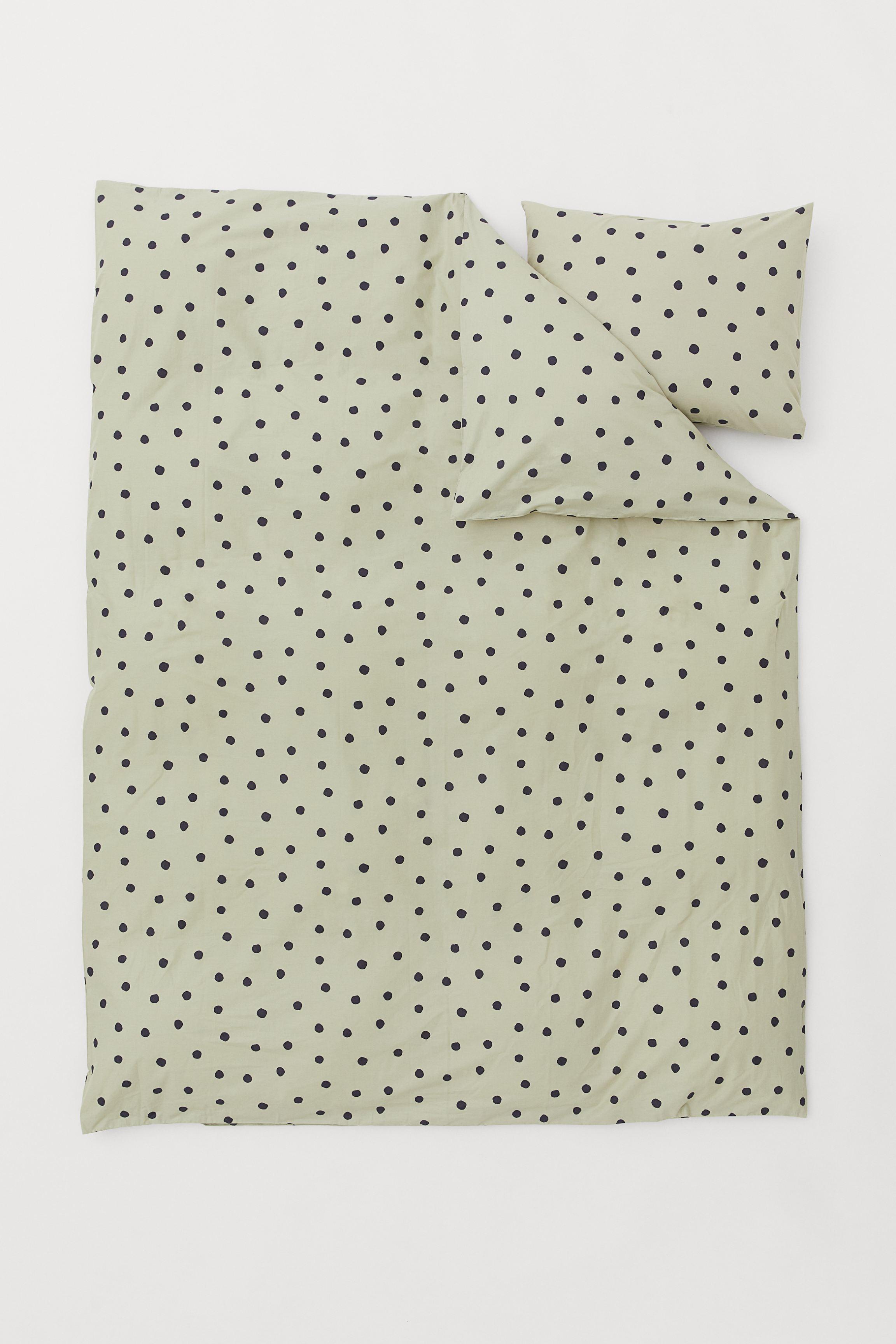 Cotton Duvet Cover Set