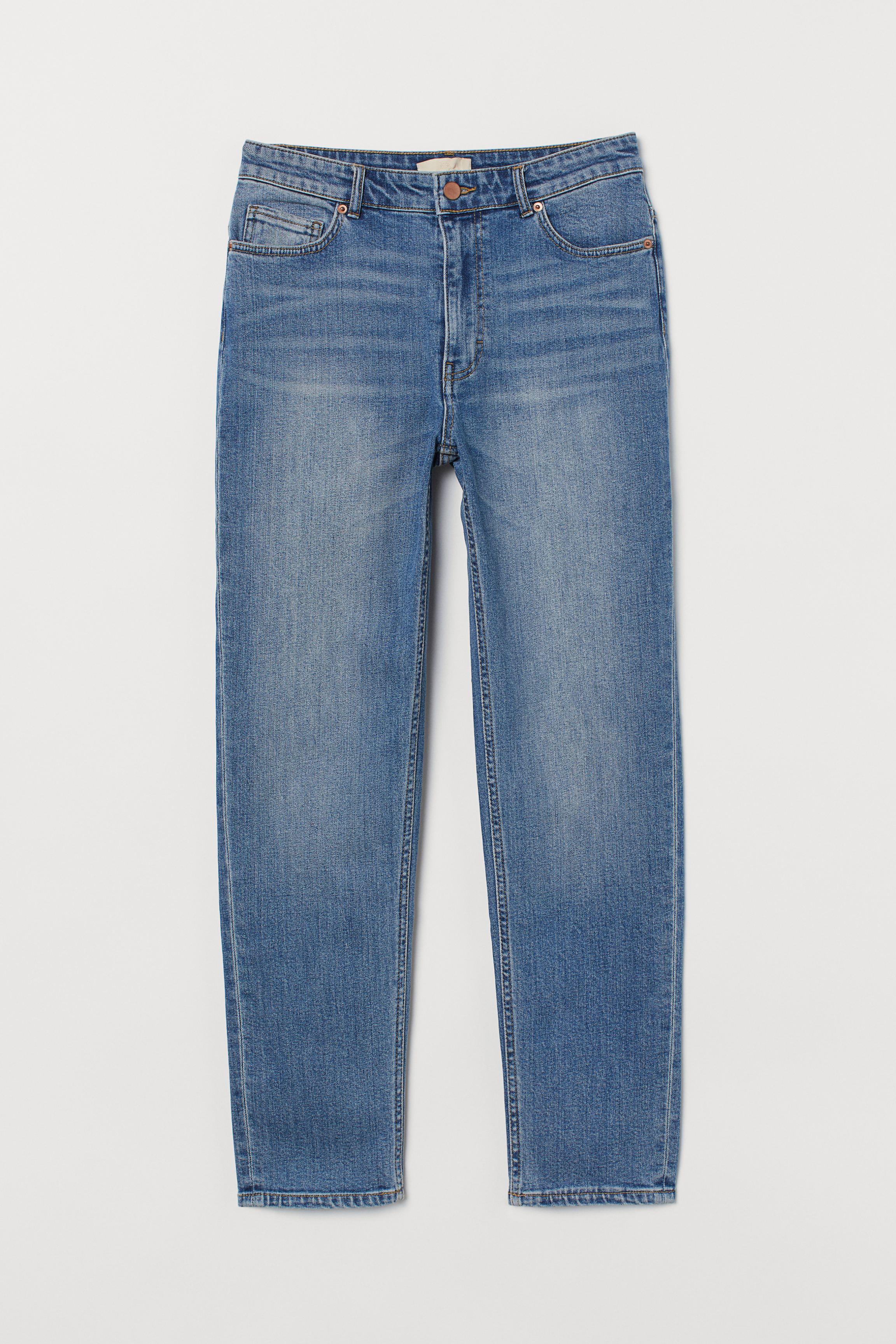 Slim Ankle Jeans