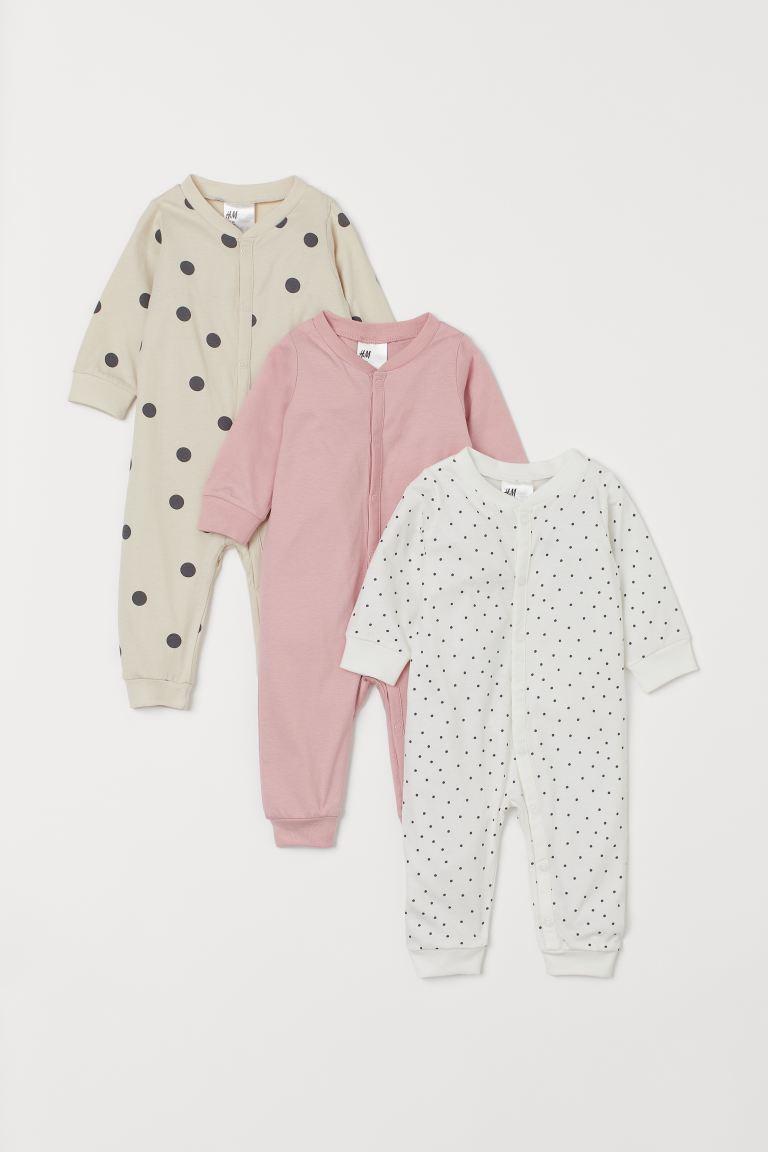 Setje pyjama maat 56