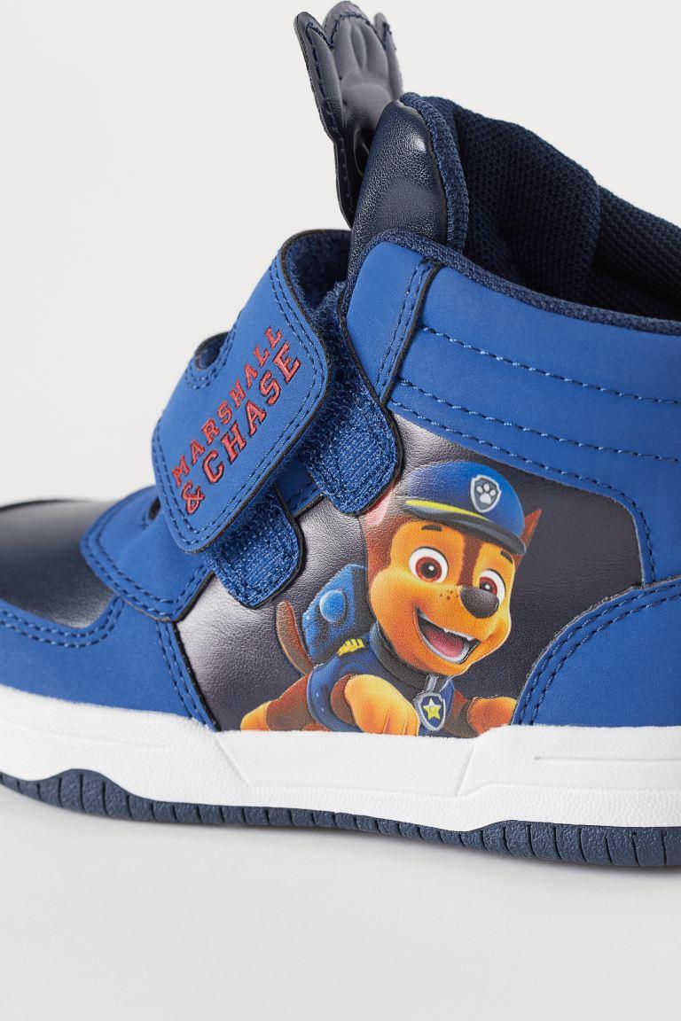 Buty Sportowe Do Kostki Niebieski Psi Patrol Dziecko H M Pl