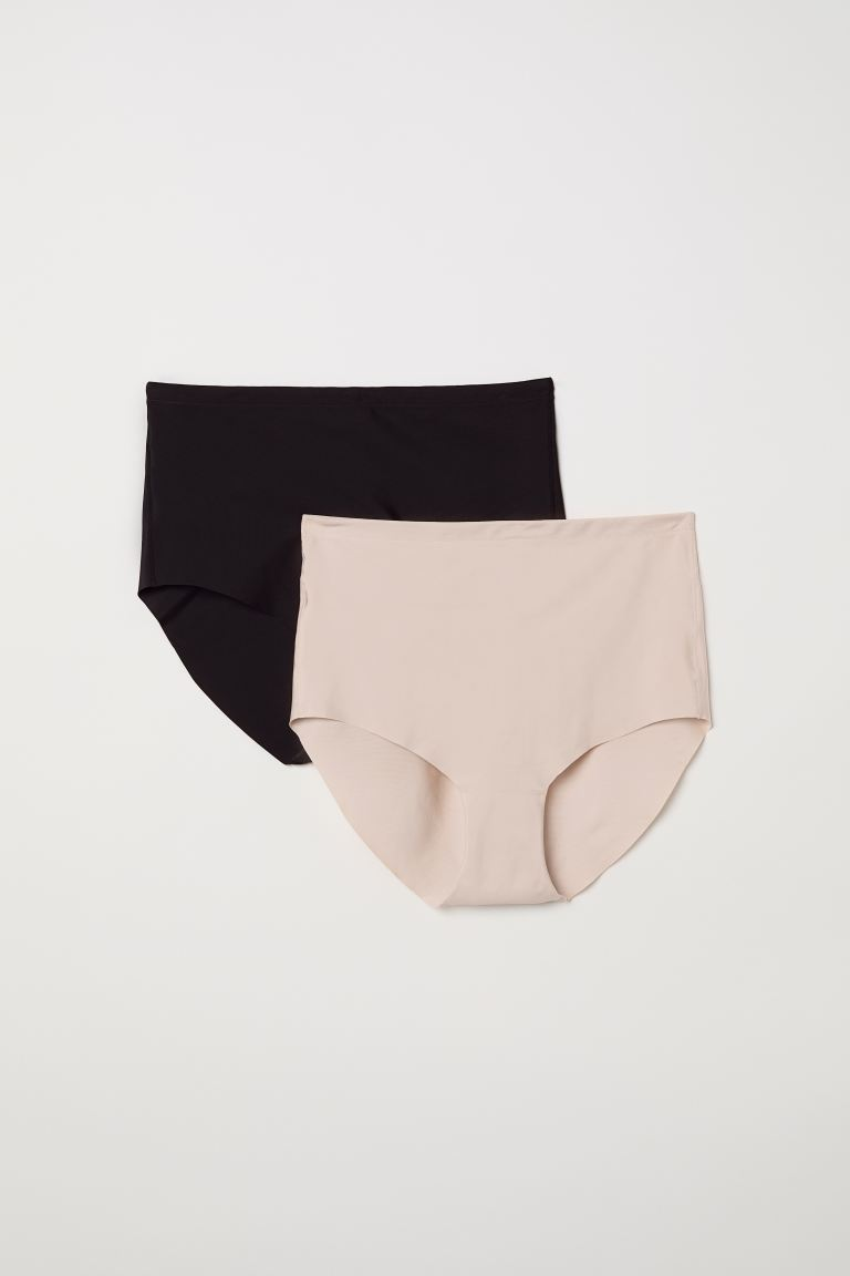H&M+ 2-pack shaping briefs