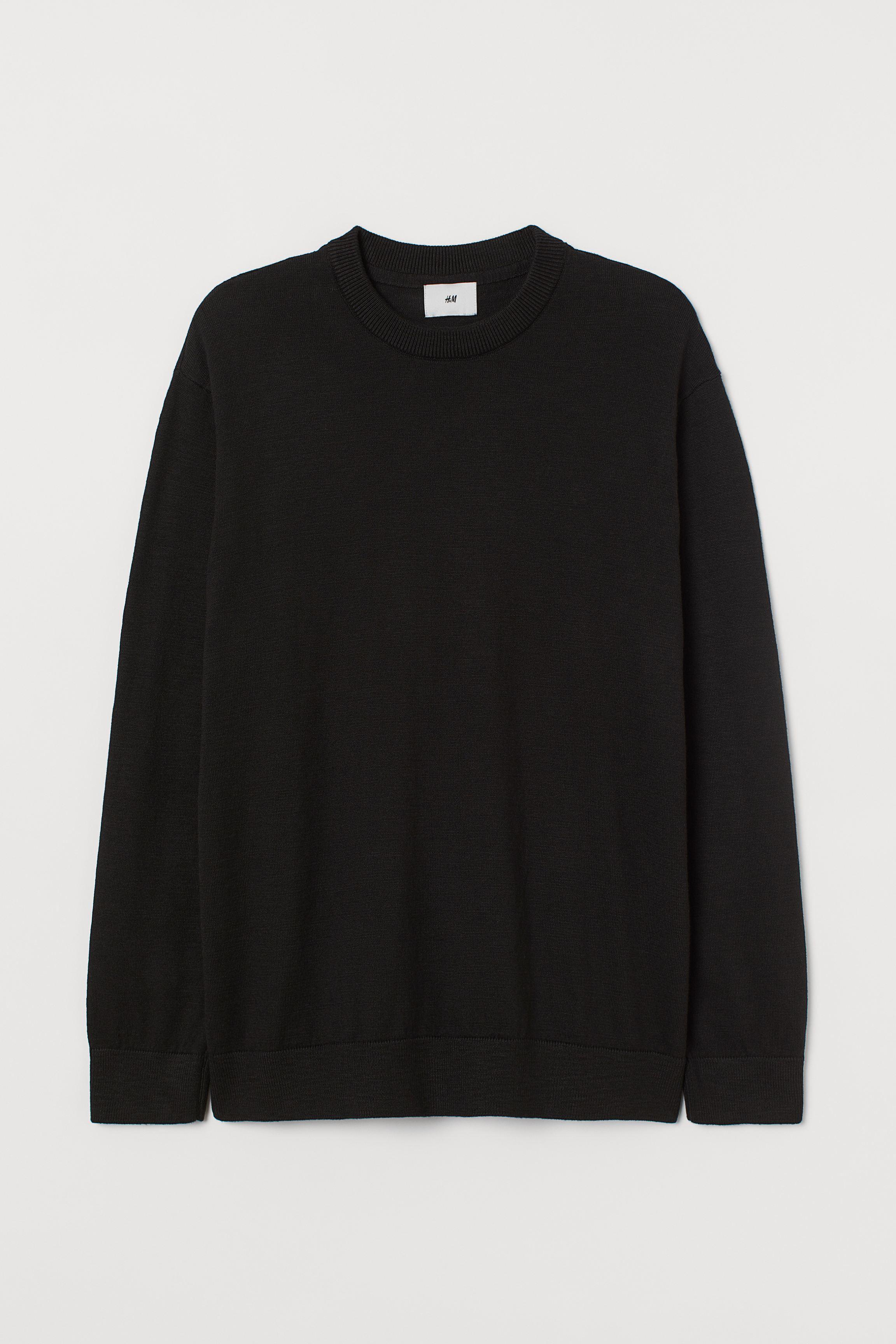 Slub-knit Sweater