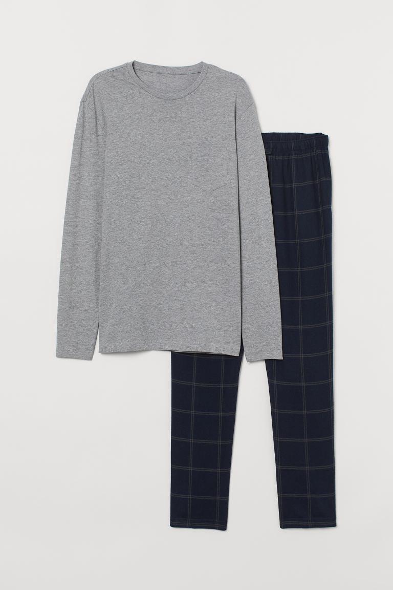 pyjamas tröja herr