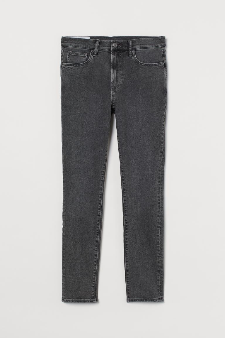 Skinny Jeans - Gris oscuro - Men | H&M US