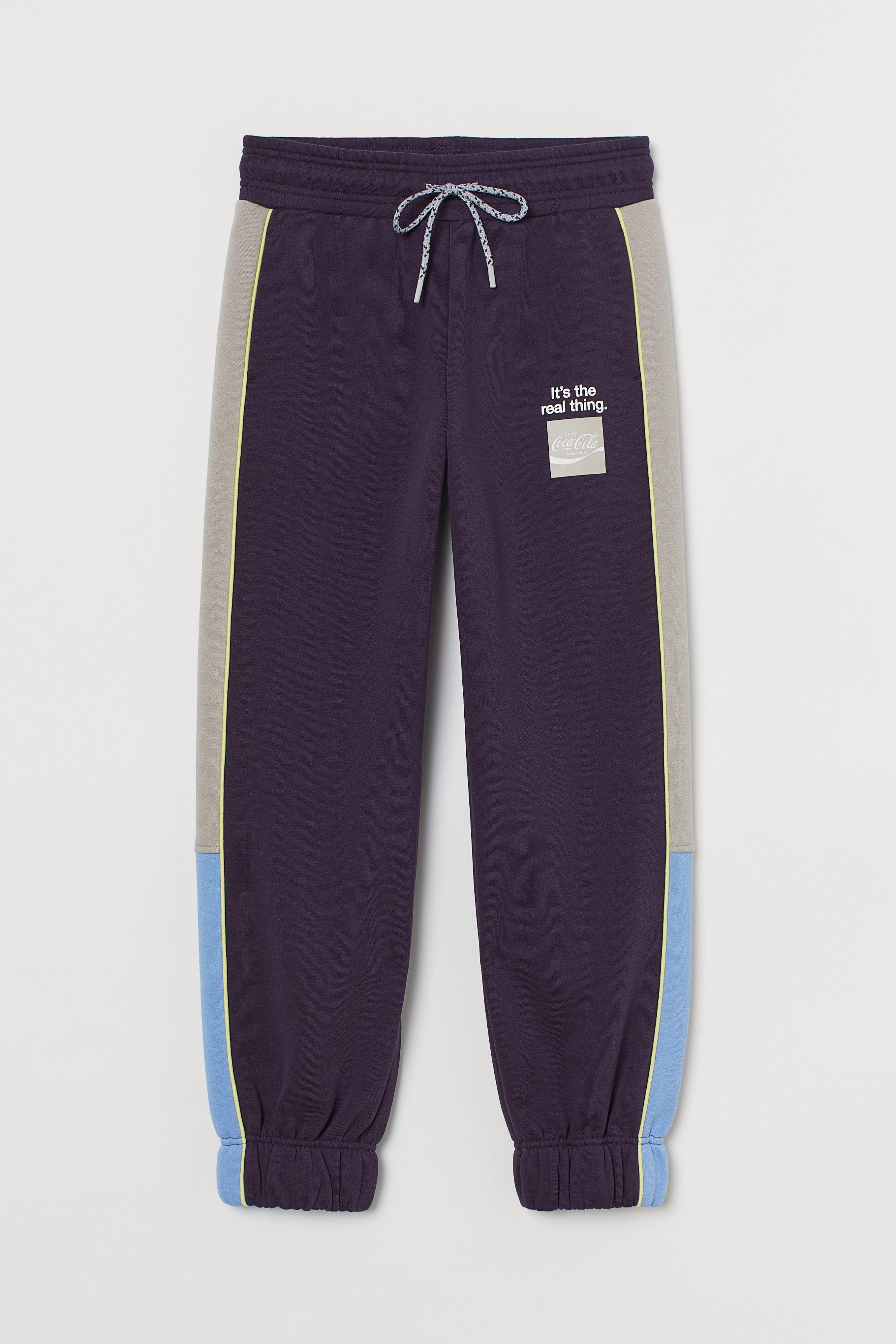 High Waist Sweatpants
