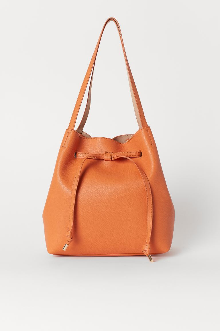 Bucket Bag - Orange - Ladies | H&M US