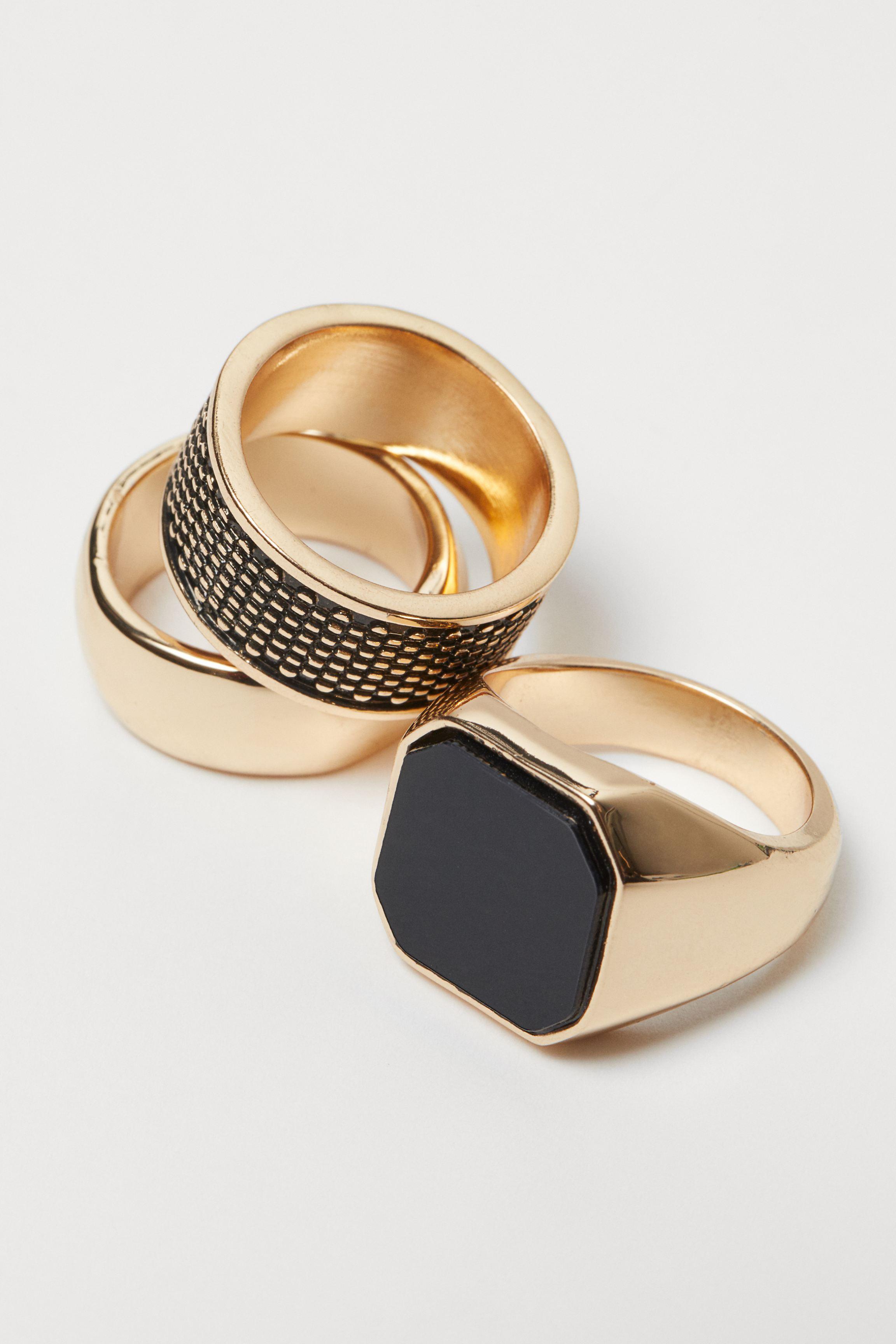 3-pack Rings