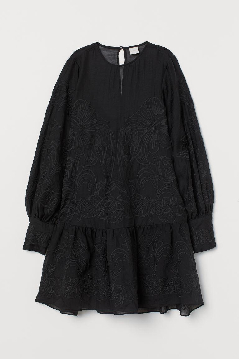 Lyocell-blend tunic