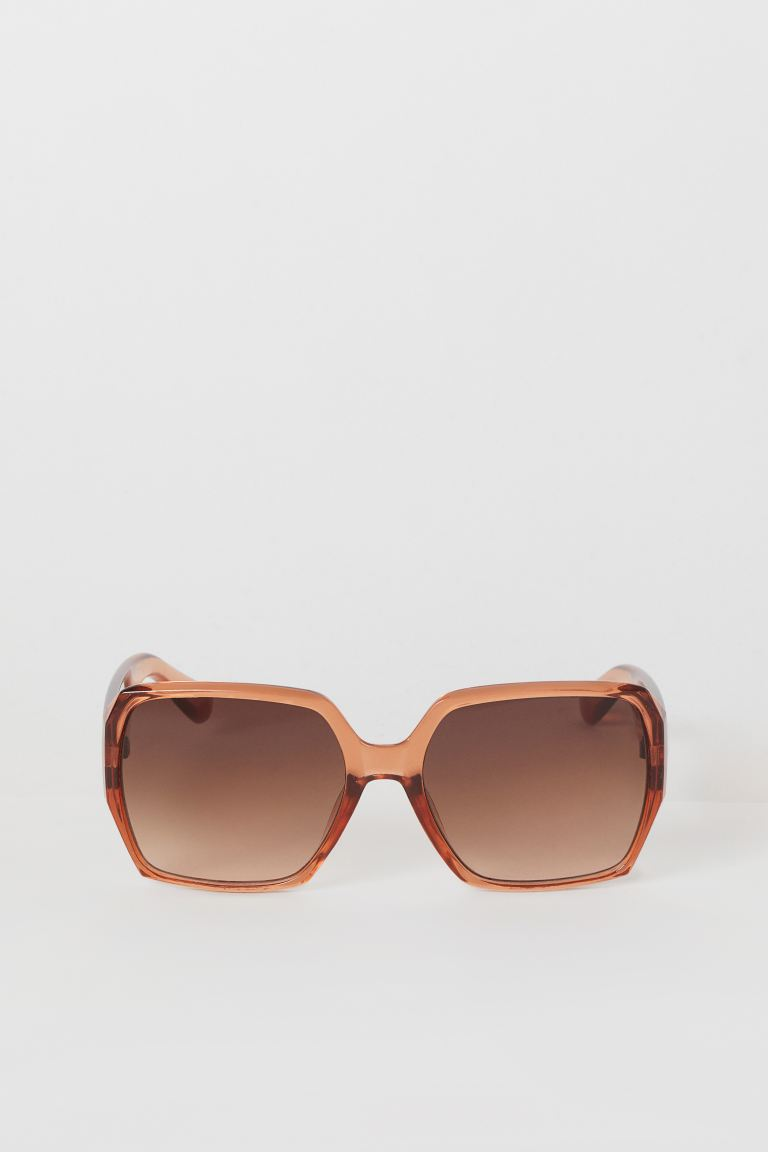 Sonnenbrille - Orange - Ladies | H&M DE
