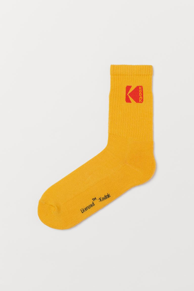 Calcetines - Naranja/Kodak - Men | H&M US