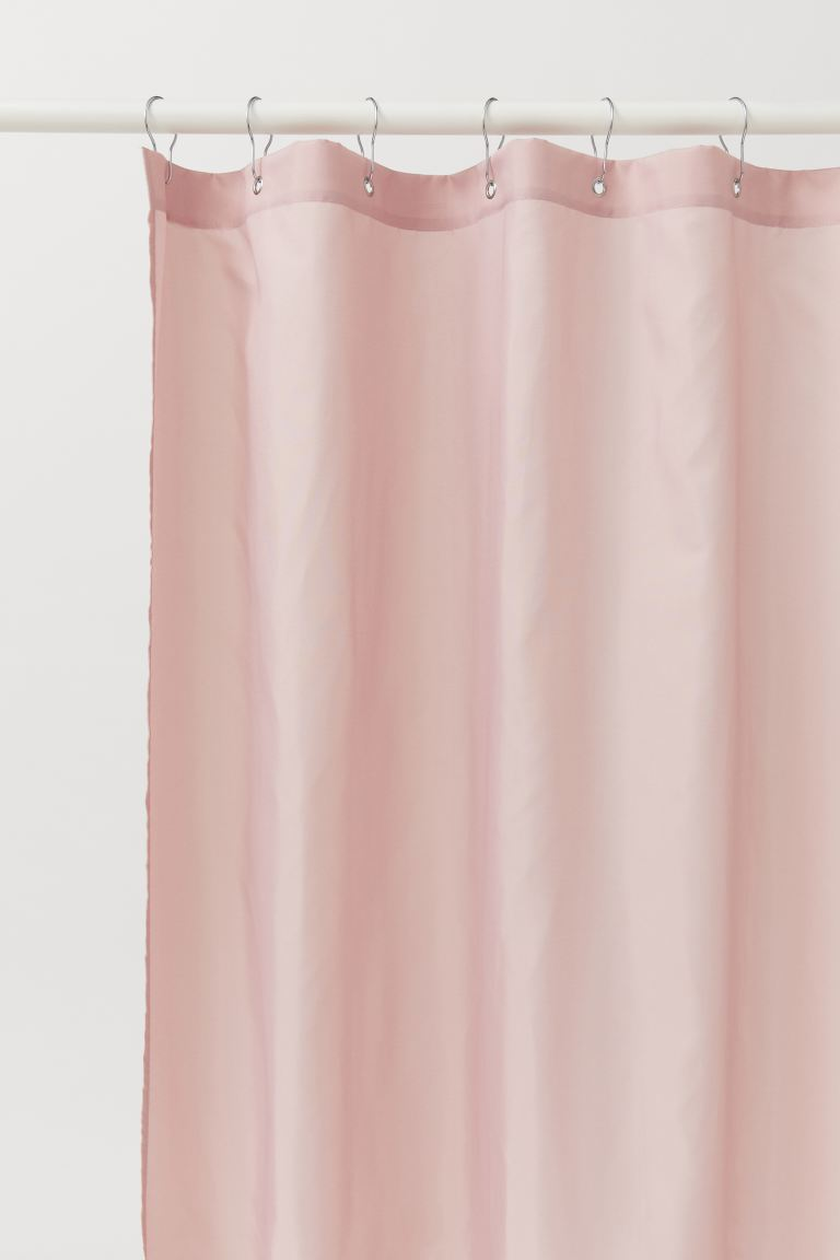 Shower Curtain - Antique rose - Home All | H&M US