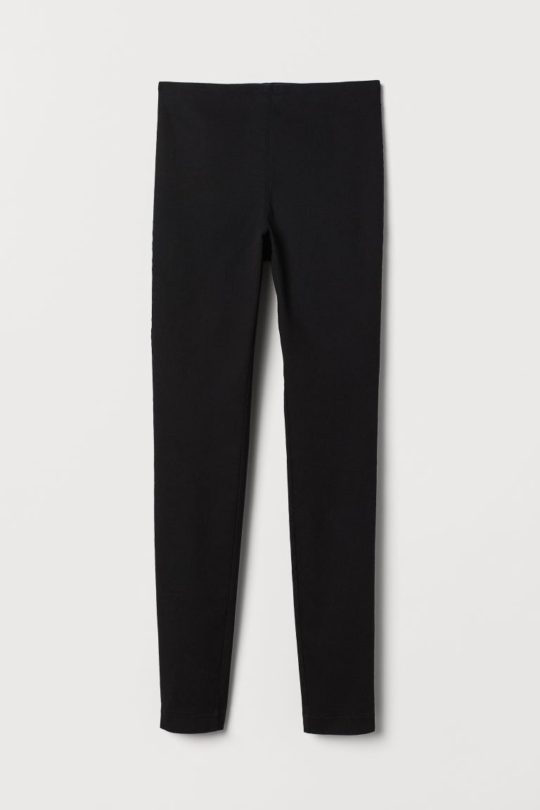 Treggings - Schwarz - Ladies | H&M DE