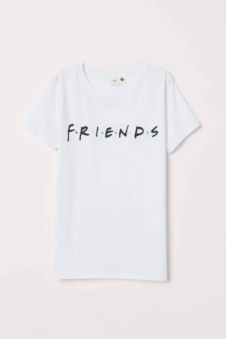 Playera con diseño - Blanco - Ladies | H&M MX