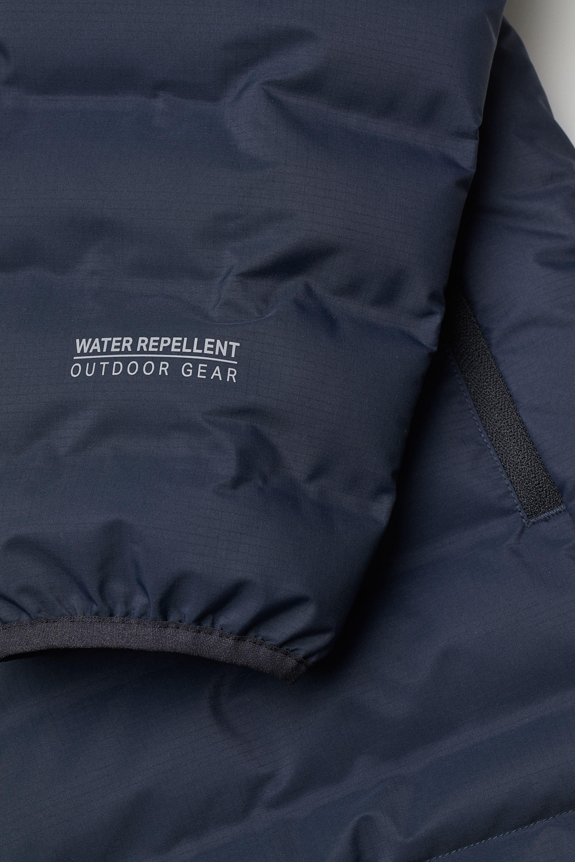 Water-repellent Outdoor Jacket