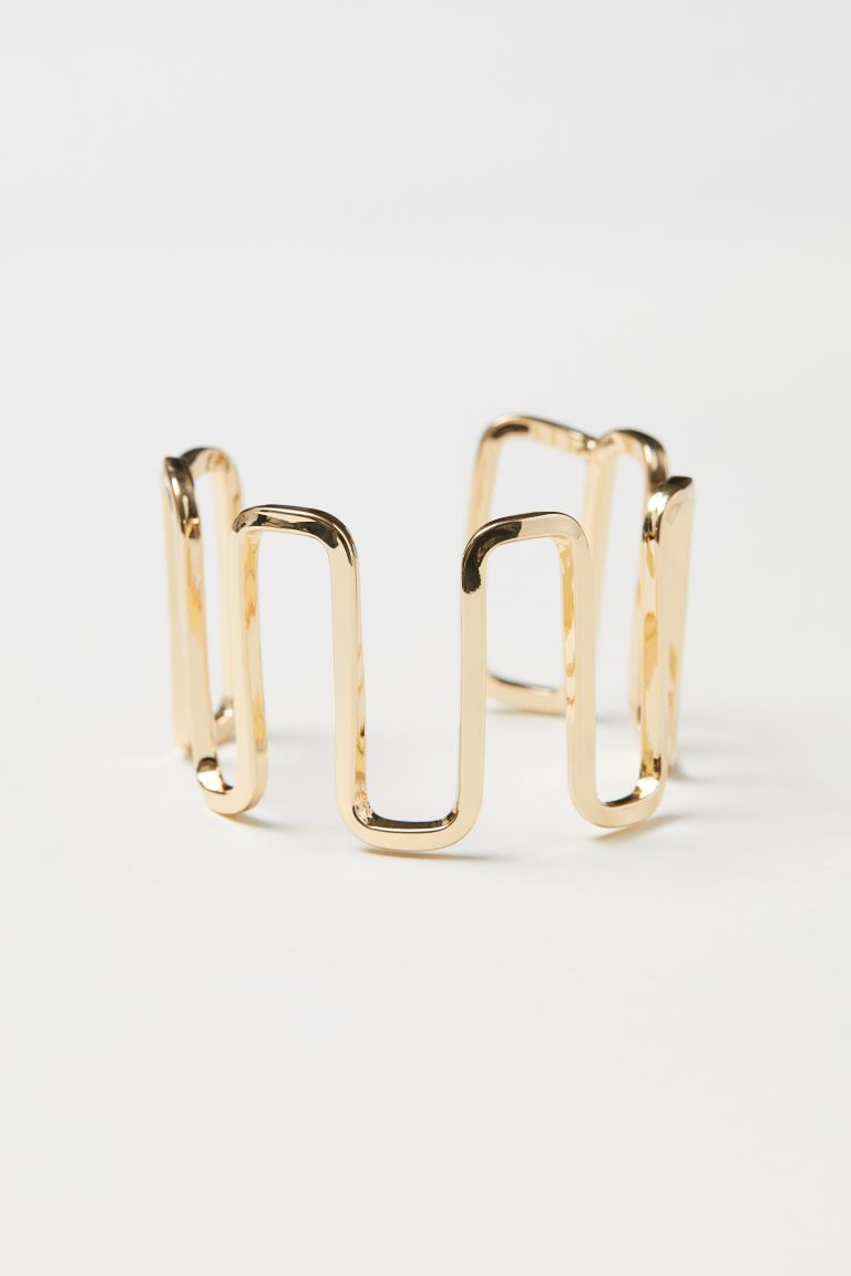 Bangle - Gold-coloured - Ladies | H&M IE