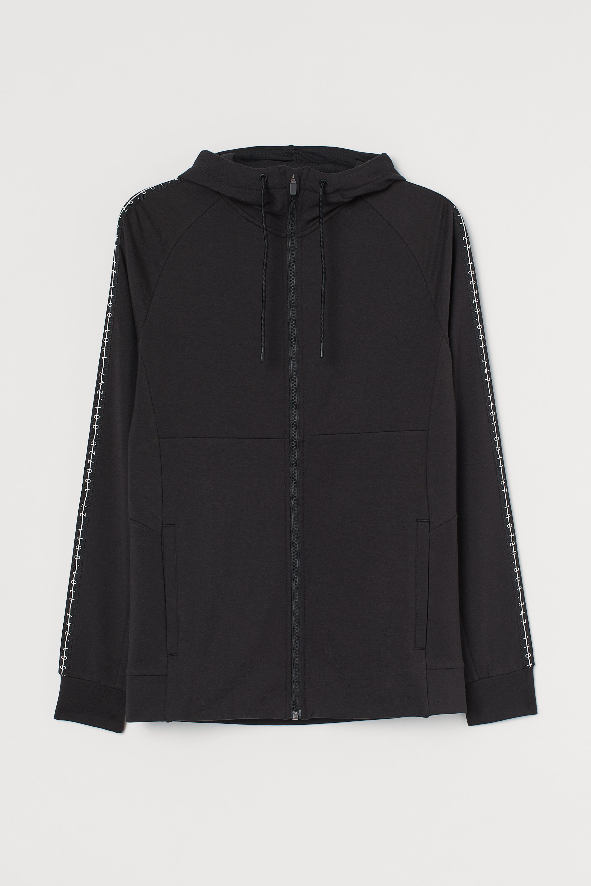 Muscle Fit Track Jacket