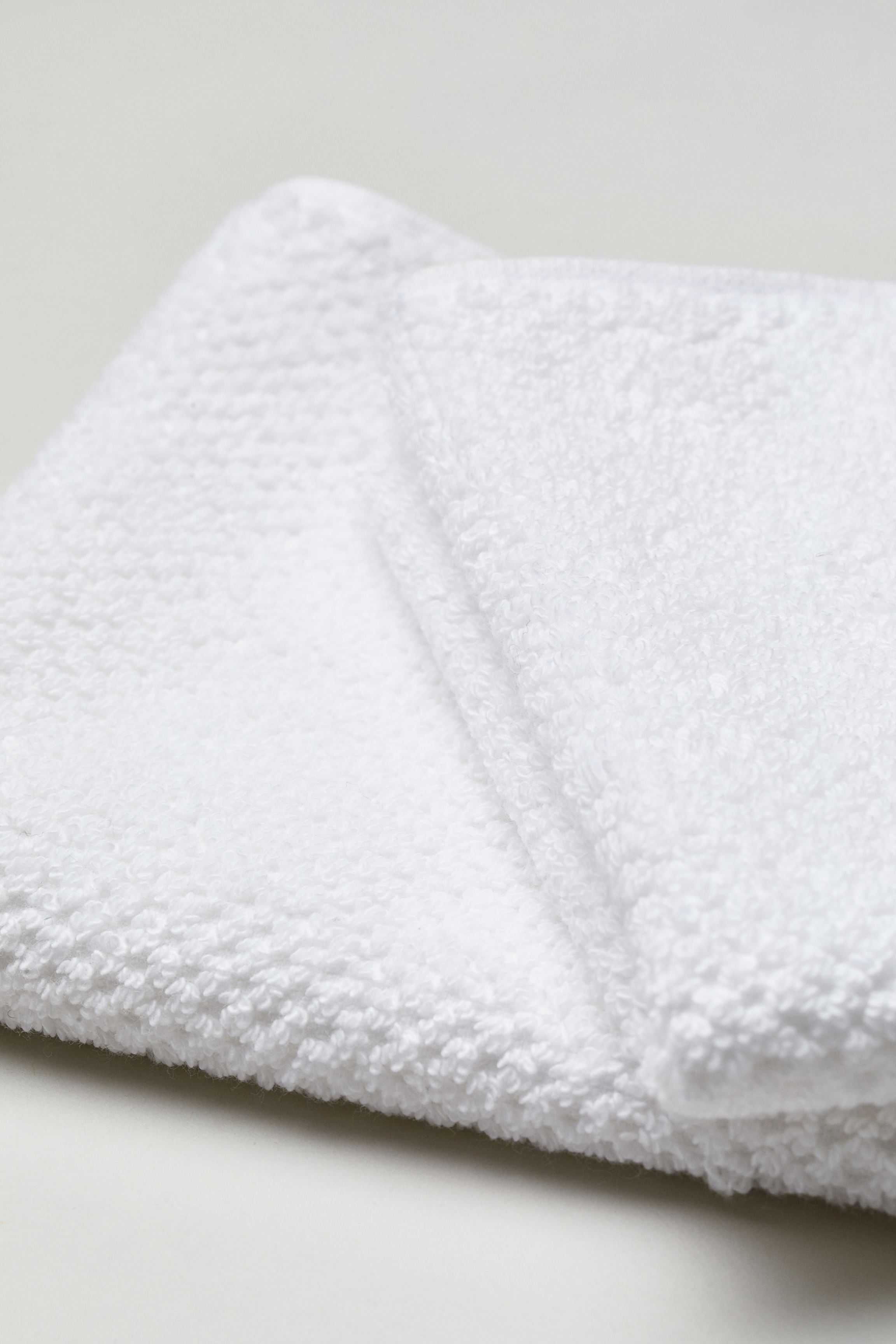 2-pack Cotton Guest Towels