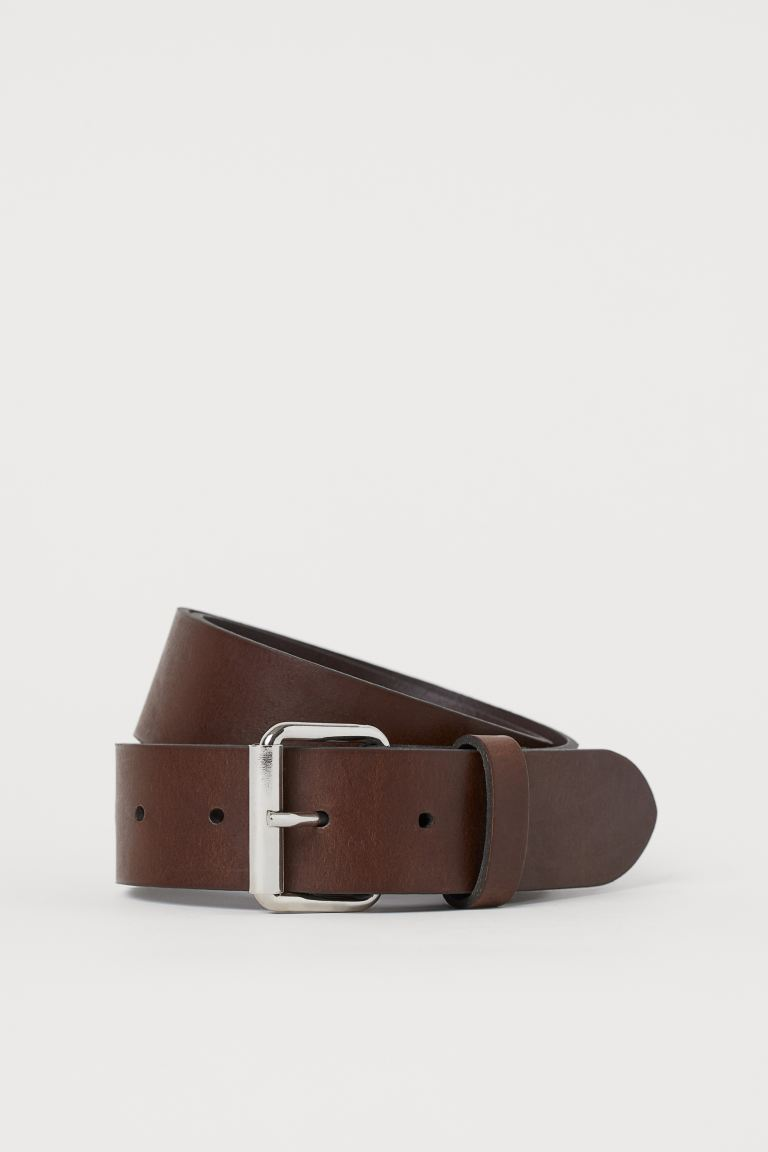 Belt - Brown - Men | H&M