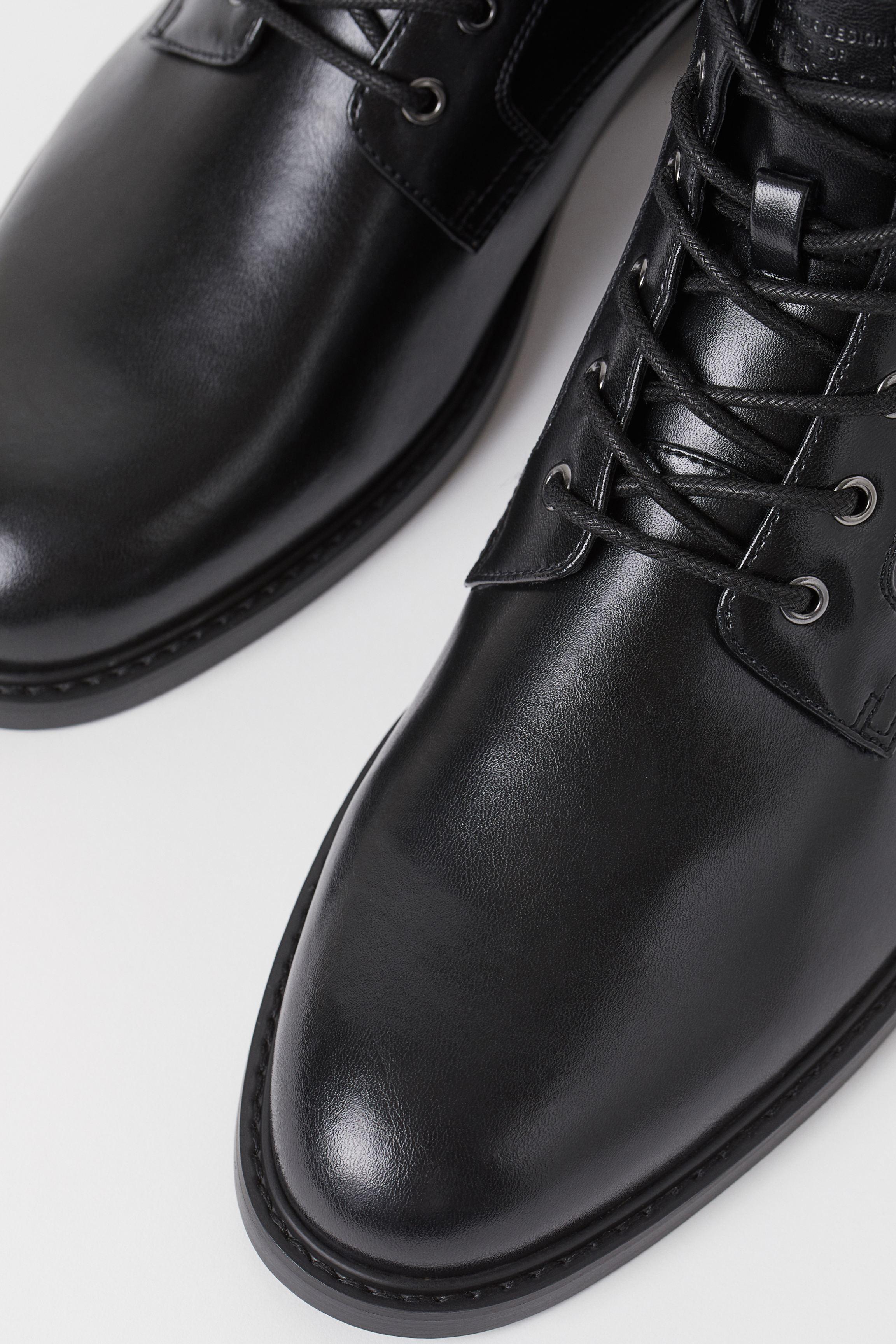 Side-zip Boots