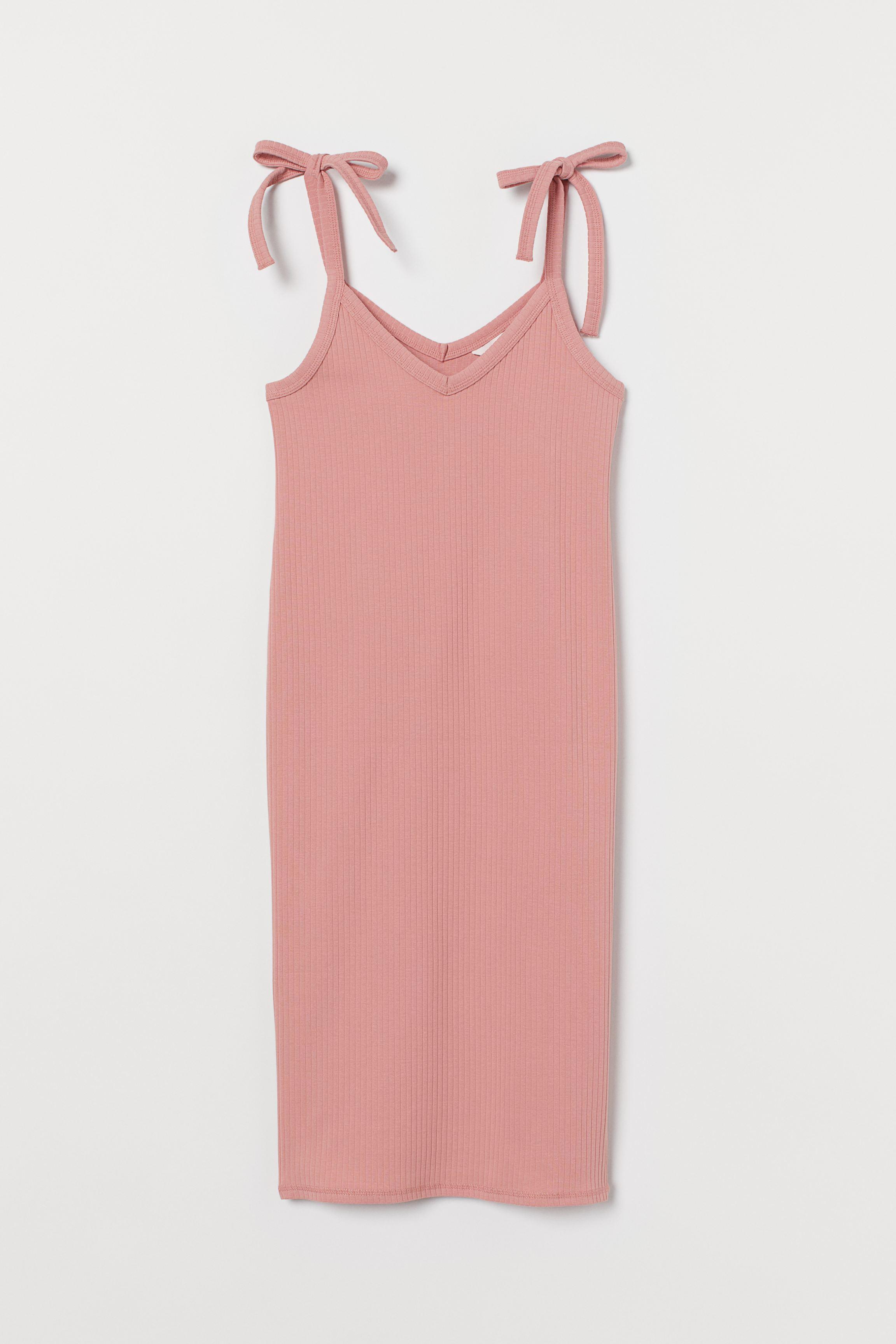 MAMA Ribbed Dress
