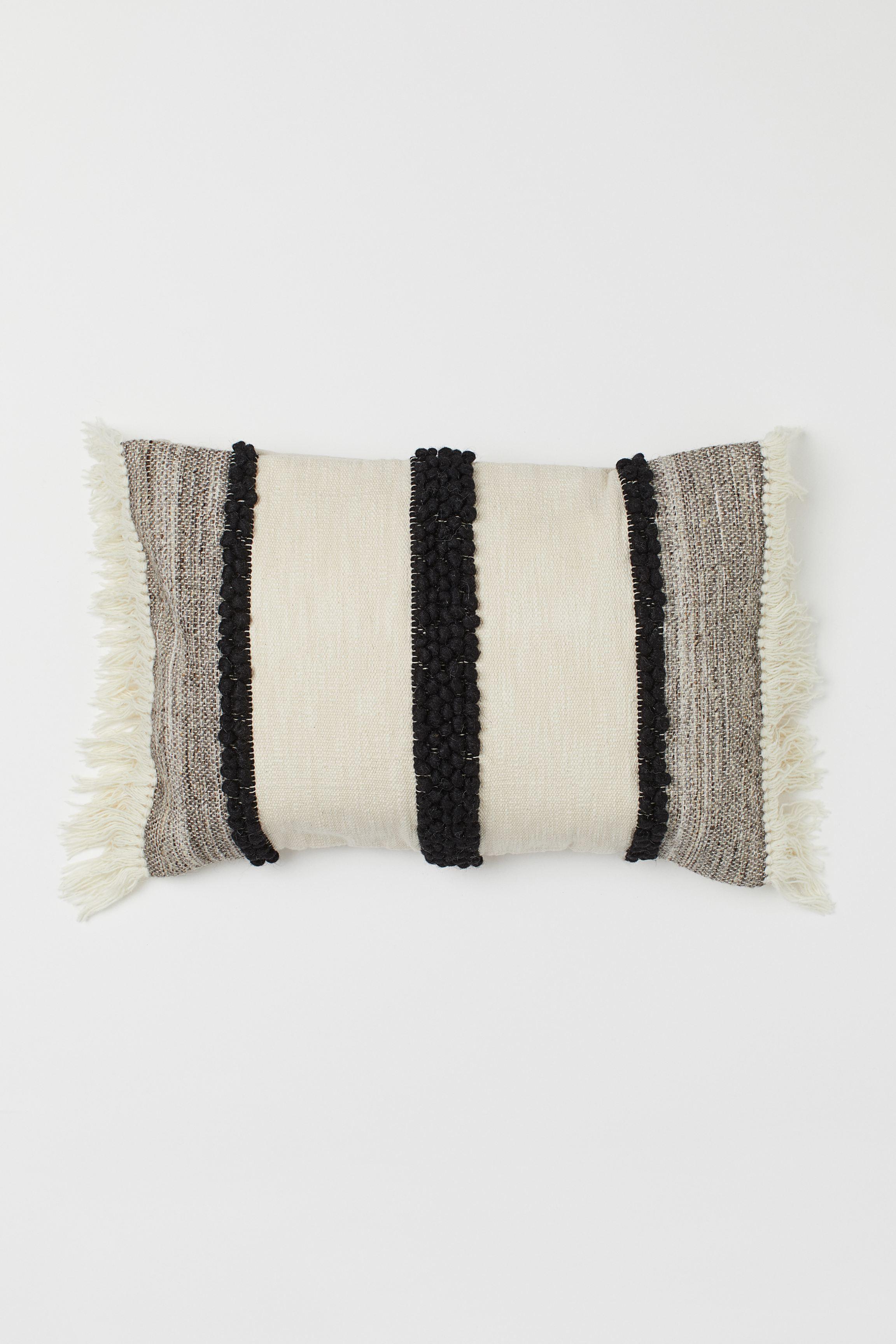 Cushion Cover with Fringe