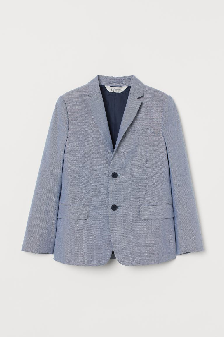 Classic jacket - Light blue - Kids | H&M IE