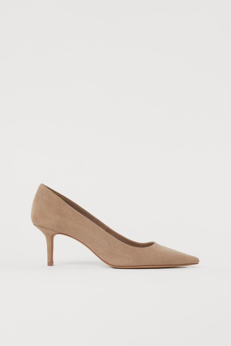 Pumps - Dunkelbeige - Ladies | H&M AT