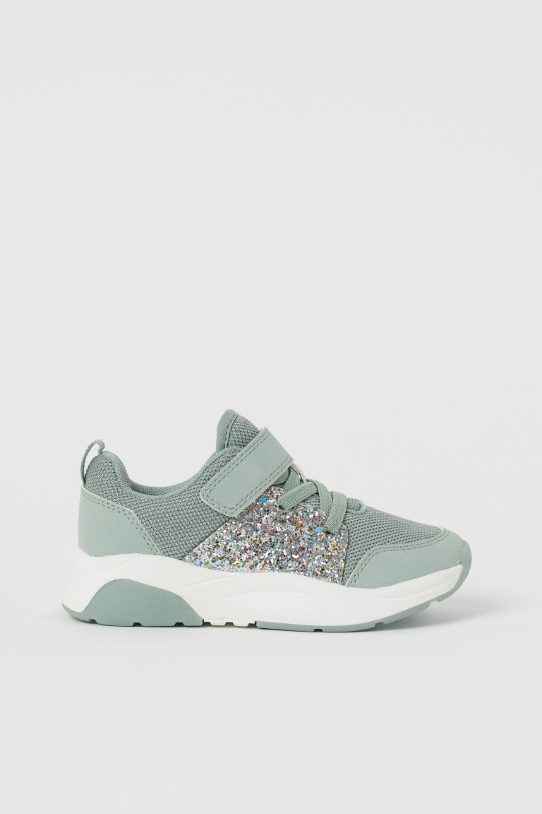Sneakers - Mint green - Kids | H&M US