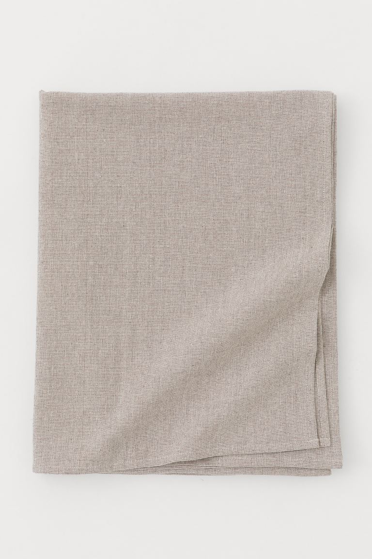 Tovaglia in cotone - Beige - HOME | H&M IT