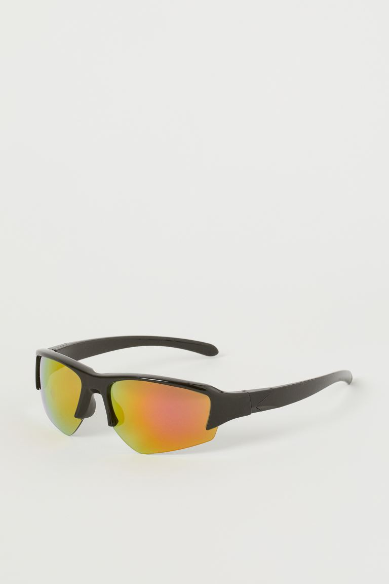 Sunglasses - Orange/Black - Men | H&M