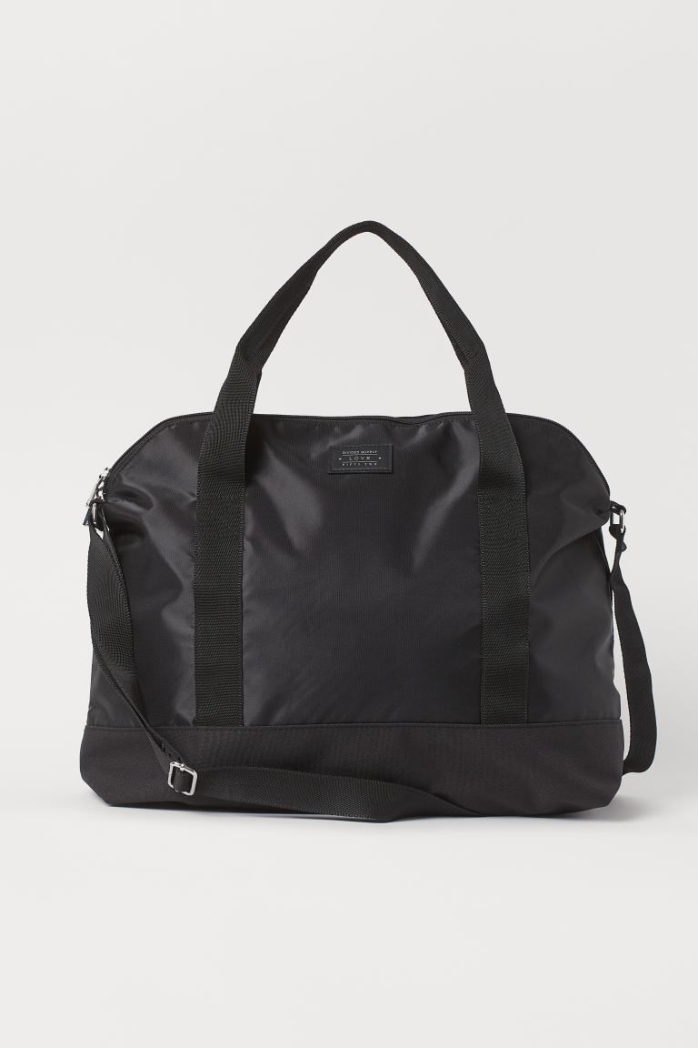 Kleine Weekendbag - Schwarz - Ladies | H&M AT