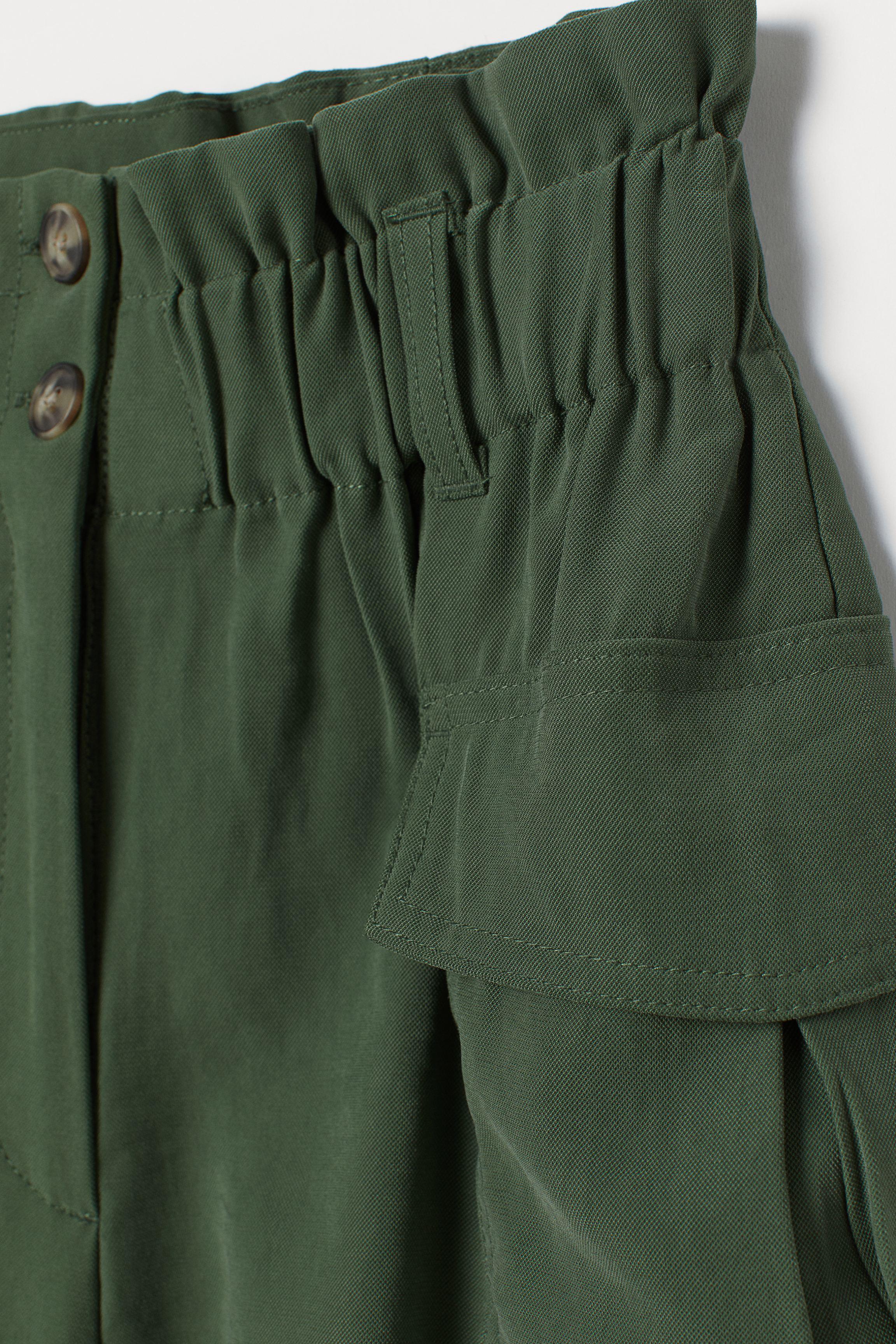 Paper-bag Shorts