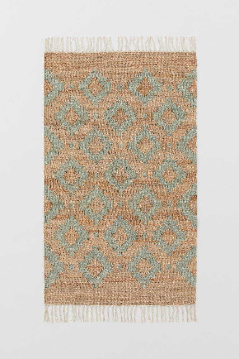 Teppich aus Jutemischung