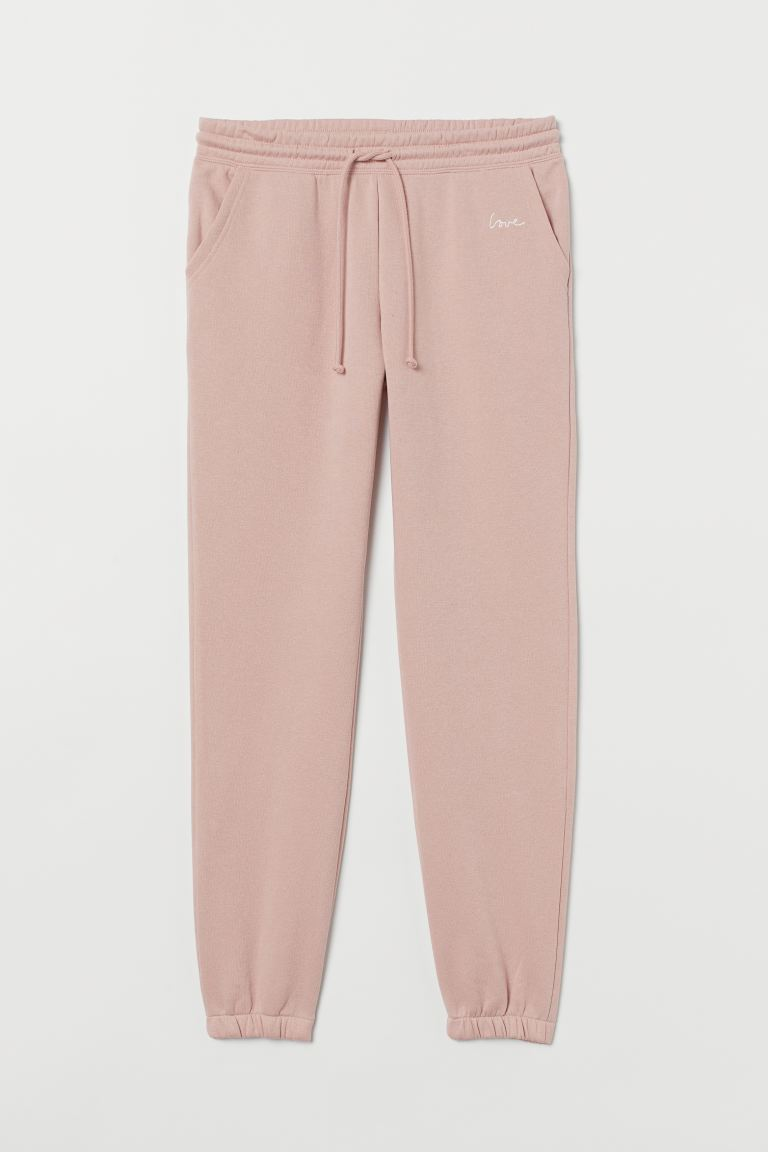 Sweatpants - Light pink - Ladies | H&M