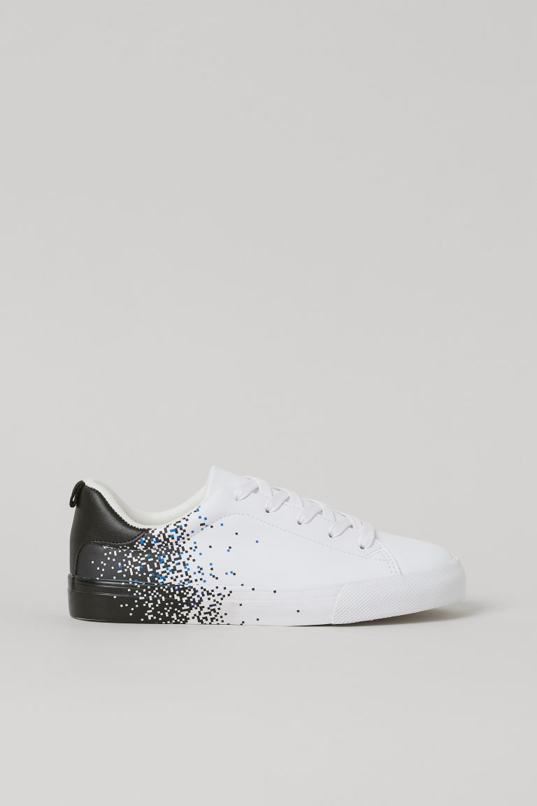 Trainers - White/Pixels - Kids | H&M GB