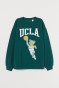 Dark green/UCLA