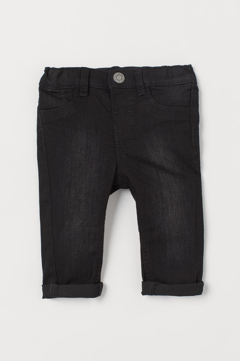 Skinny Fit Jeans - Nero - BAMBINO | H&M CH