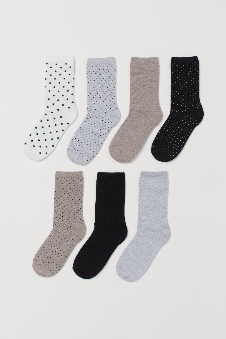 7-pack socks