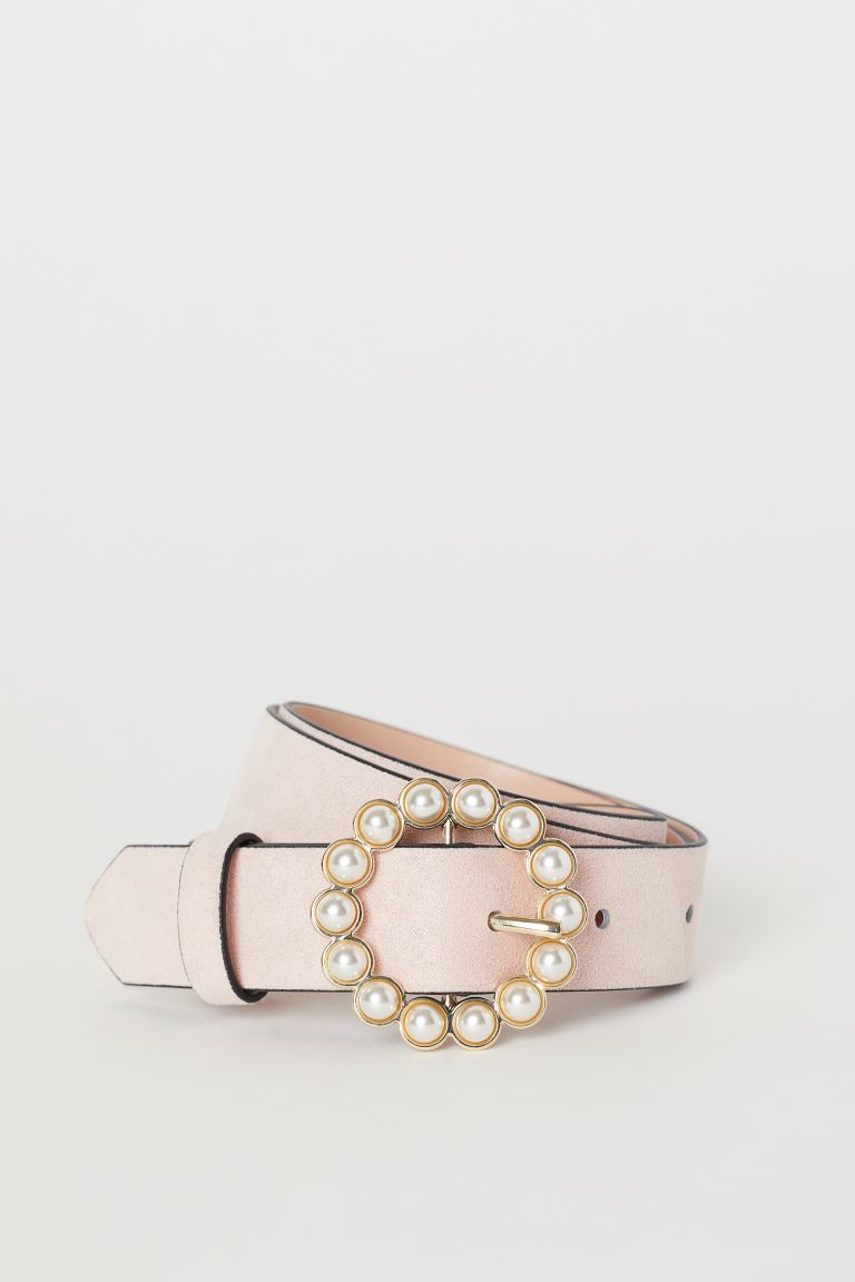 Waist belt - Powder pink - Ladies | H&M GB