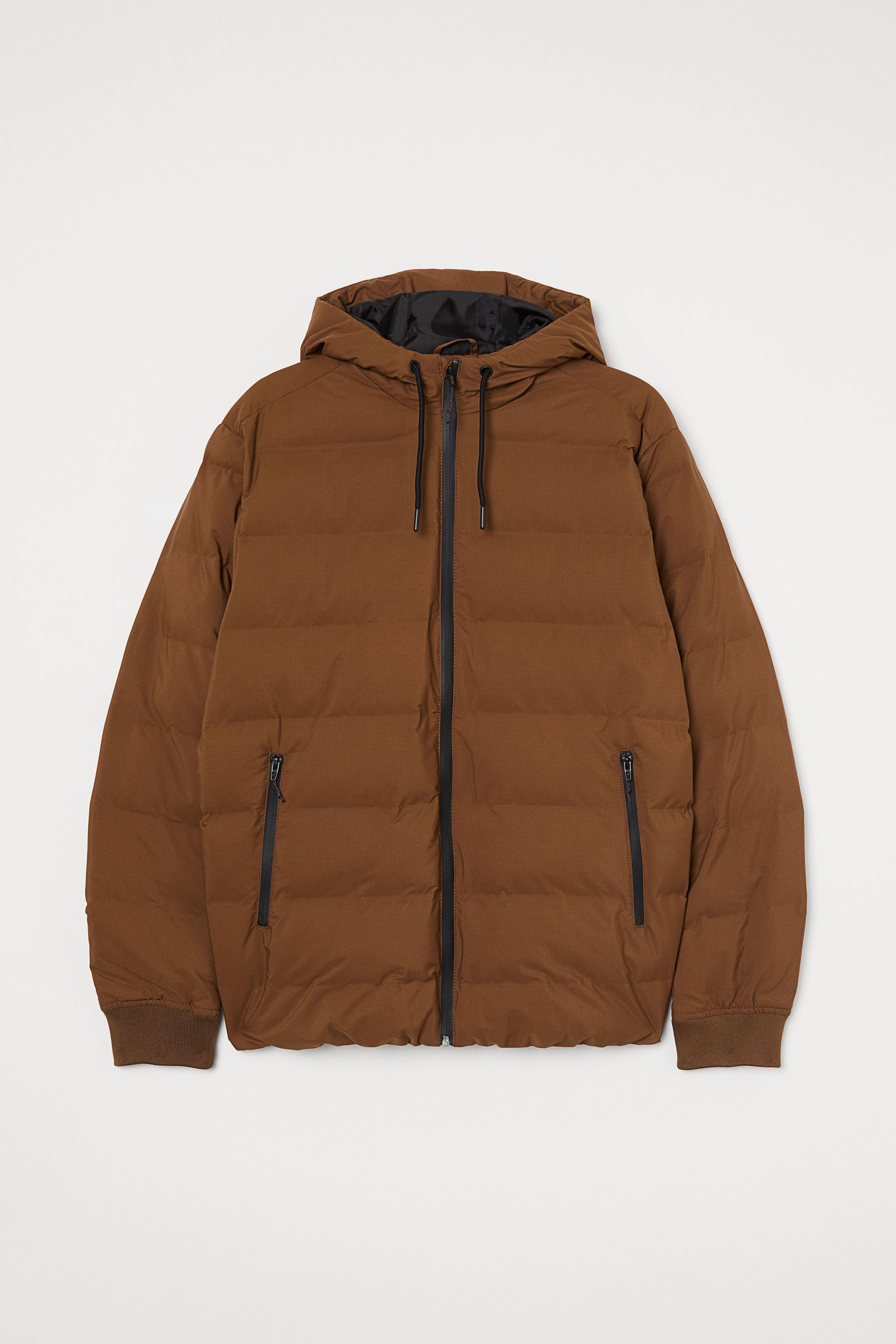 Water-repellent Puffer Jacket