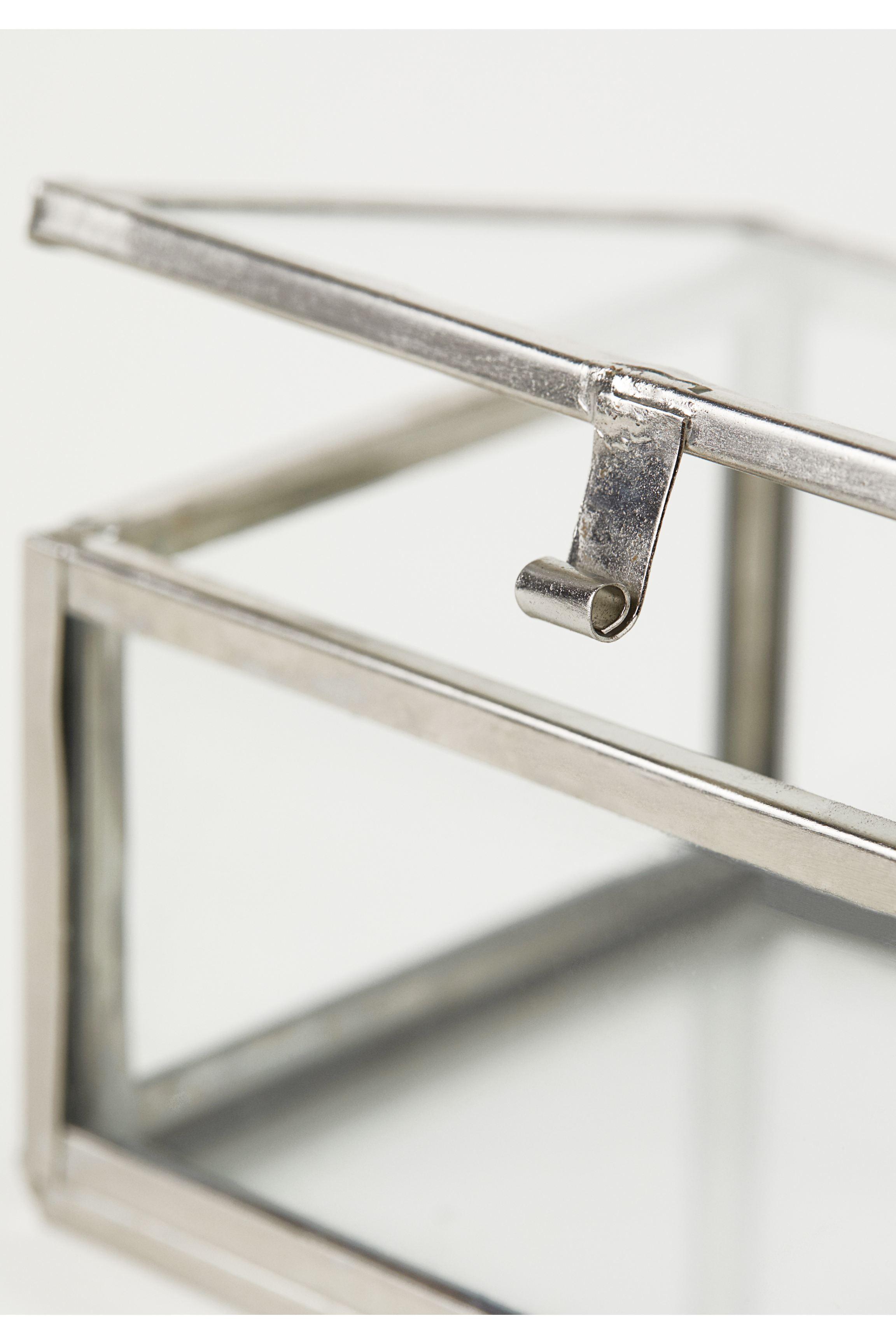Small Clear Glass Box