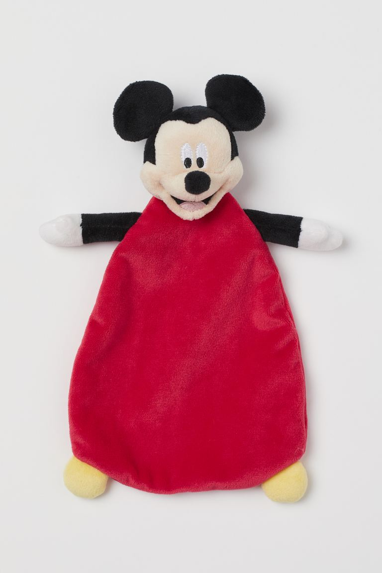 Soft toy - Red/Mickey Mouse - Kids | H&M GB