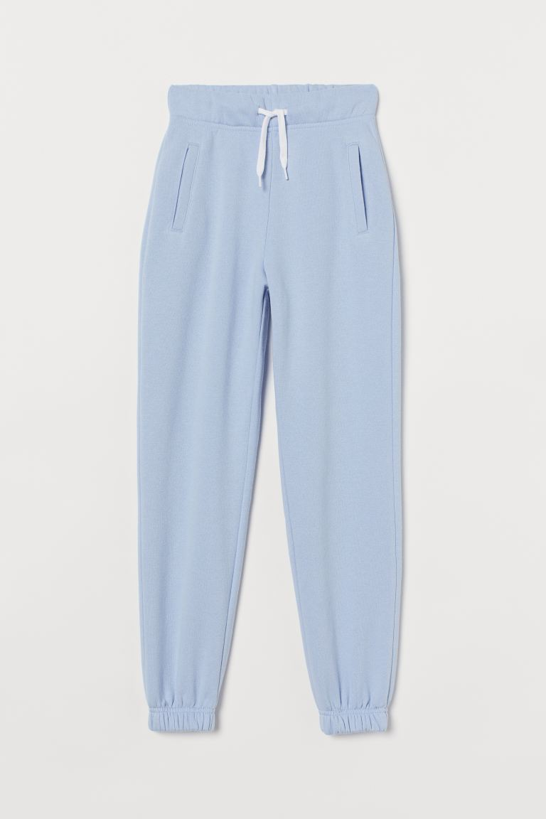 Joggers - Light blue - Kids | H&M US